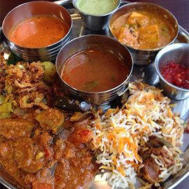 Indian Food Delivery Greenville Nc